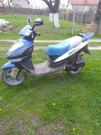 Скутер Kanuni Vertigo