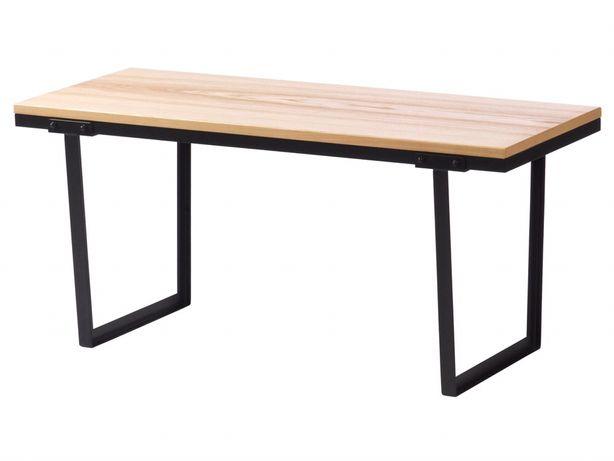VÄSSAD IKEA ławka jesion/czarny 903.820.85