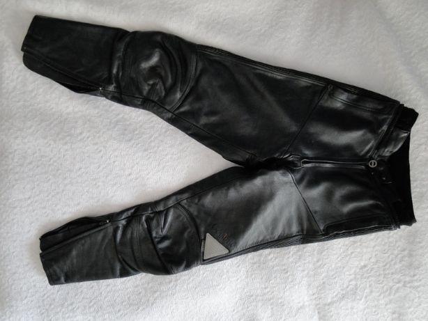Skórzane damskie spodnie motocyklowe Hein Gericke
