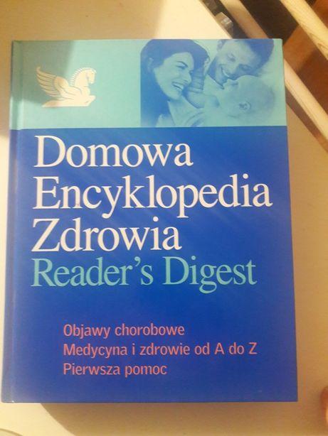Książka poradnik Domowa encyklopedia zdrowia Reader's Digest
