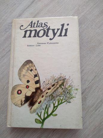 Atlas motyli. Państwowe Wydawnictwo Rolnicze i Leśne.