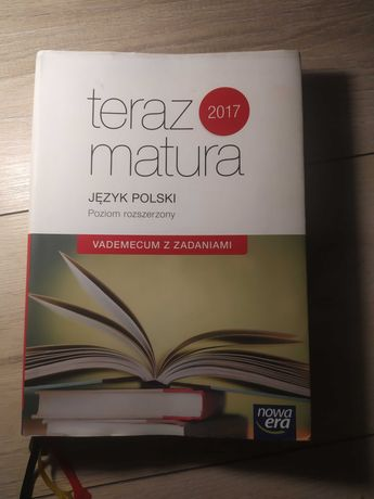 Teraz matura język polski vademecum z zadaniami