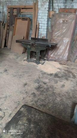 Продам станки для сторярного производства фуганок, фрезер, циркул пила