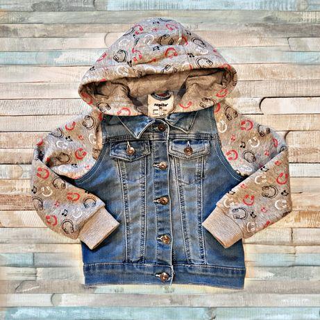 Kurtka jeansowa Lupilu 98