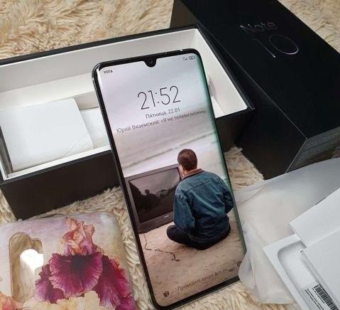 Xiaomi mi note 10 pro 8 256gb.В отличном состоянии.