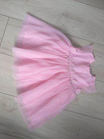 Sukienka rozmiar 74 cm