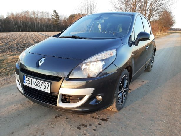 Renault Scenic 1.5dci Automat