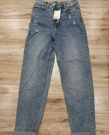 Джинси жіночі 34р XS H&M