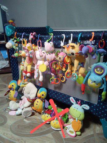 Детские игрушки ламазовские и другие