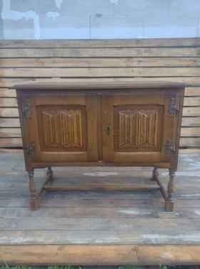 komoda drewniana 73cm wysoka 90 cm dluga 43cm szeroka