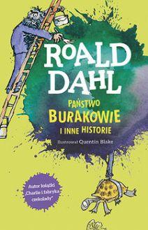 Książka Państwo Burakowie i inne historie, Roald Dahl