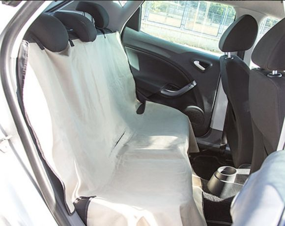 Capa protetora para bancos do automóvel