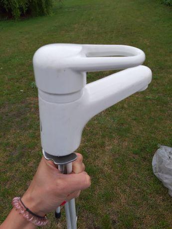 Bateria nablatowa biała