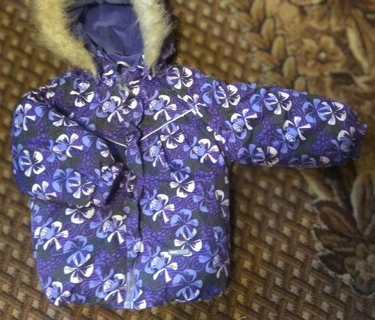 Курточка комбинезон lenne 700 руб