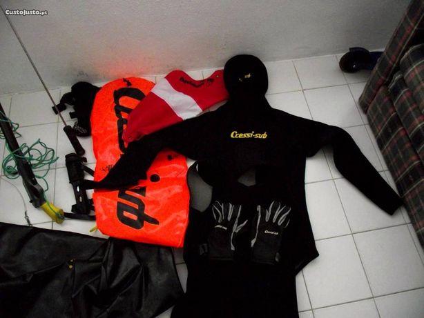 CRESSI Equipamento de mergulho completo
