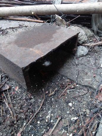 Швелер металевий 5м.