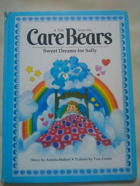 Книга Care Bears на англійській мові