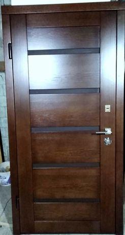 """Входные металлические двери """"Кедр"""""""