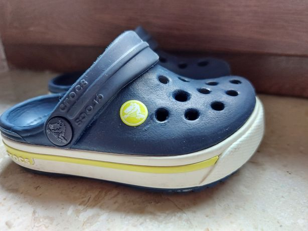 Buty klapki Crocs 19-20