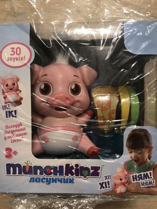 Интерактивная игрушка Munchkinz Свинка и панда Киев - изображение 1