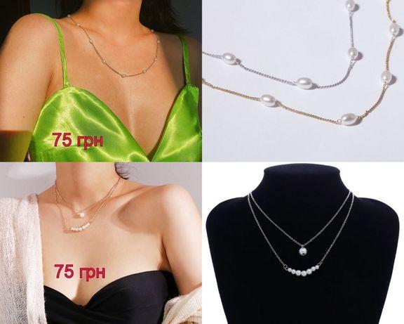 Цепочка, украшение на шею, золото, серебро, цепочка купить, подарок
