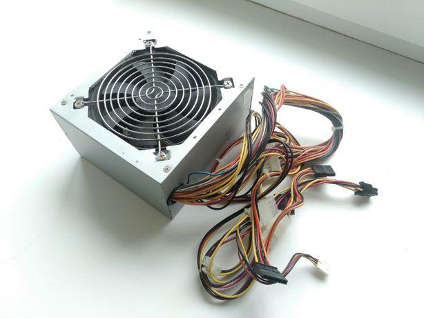 Продам блок питания 450w + кабель питания