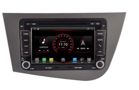 RADIO SEAT LEON 2 android bardzo dobre podzespoły najlepsze Nawigacja