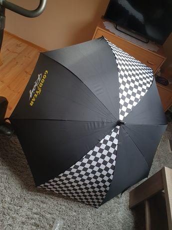 Duży parasol Goodyear