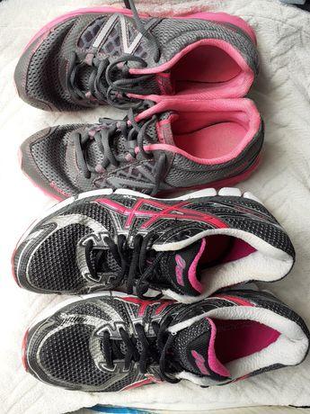 Кроссівки кроссовки New balance 40 розмір 26см Аsics