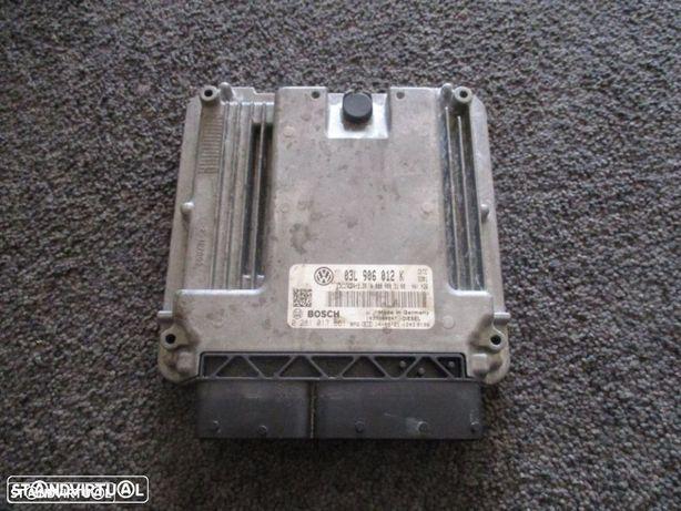 Conjunto centralina / imobilização VW Crafter 2.0TDI BlueMotion
