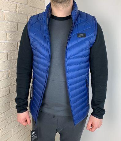 жилетка Nike Aeroloft 800 Down Fill Packable Running Vest оригинал