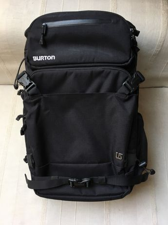 Plecak na aparat Foto Burton Focus Pack True Black 30L