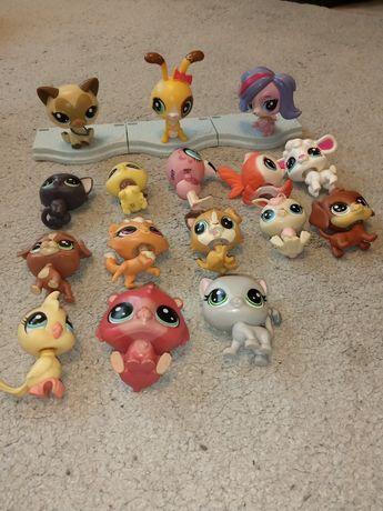 Figurki Littles pet shop