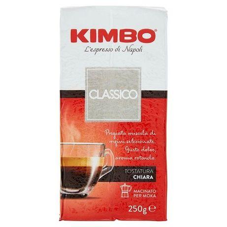 Кофе молотый Кимбо, Kimbo Classic Espresso 250гр
