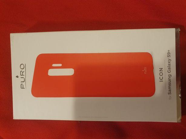 Etui silikonowe do Samsunga S9+ m-ki PURO