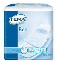 Гигиенические пеленки Новые Tena Bed Plus 60*90 (30 шт) плотные