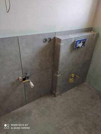 Witam wykonam łazienki w wysokim standardzie