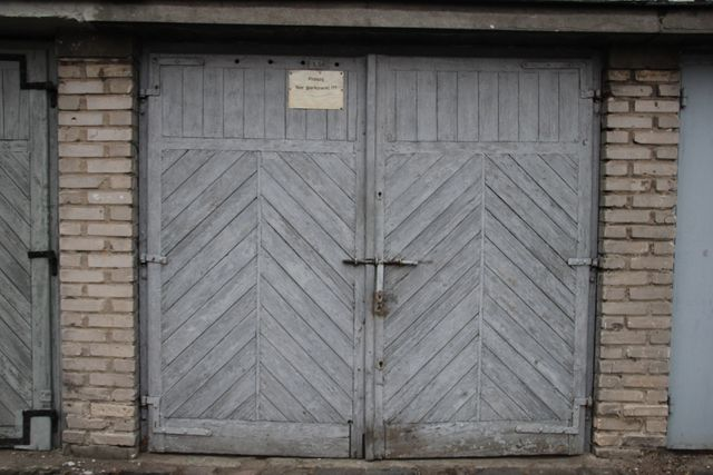 Garaż - Warszawa Wola