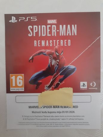 Spider man rematered