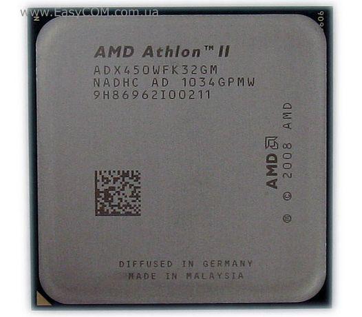 Процессор Athlon II X3 450 + Gigabyte GA-M68M rev. 1.0 + память 8ГБ