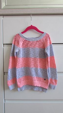 Wiosenny sweter Reserved rozm. 104