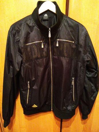Мужская куртка олимпийка Adidas размер М Original