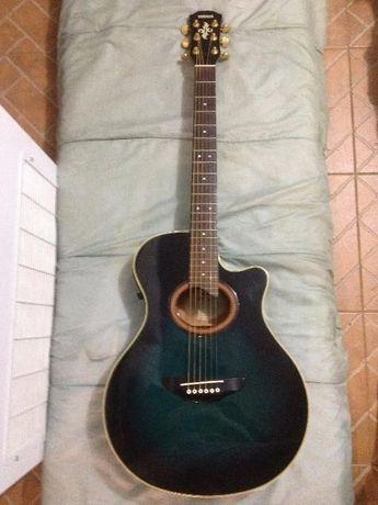 Yamaha Guitarra APX 6, troco por BTT