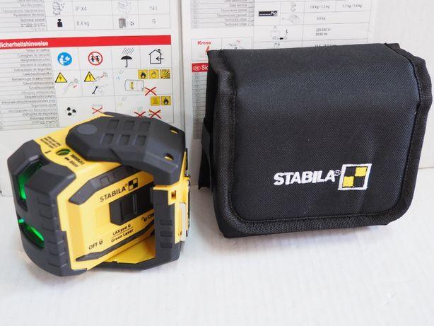 STABILA LAX 300 G niwelator laser krzyżowy bosch