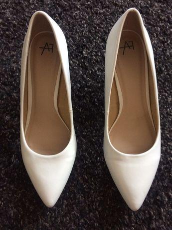 Buty ślubne 42