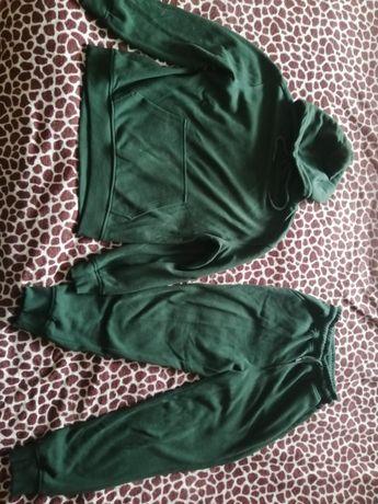 Женский спортивный костюм 48-48 хаки