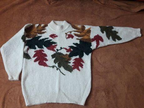 Качественный свитер. Оверсайз. Большой размер. Турция.