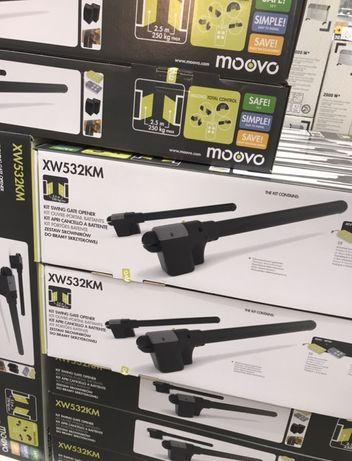 Автоматика для розпашних воріт Moovo