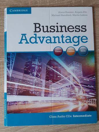 Business Advantage intermediate CDs