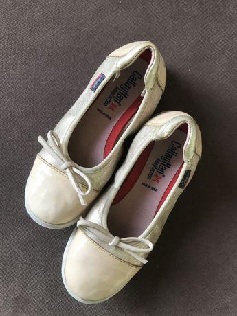 Шкіряні туфельки (кожаные туфли) 28 розмір